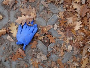 your-famous-Blue-glove